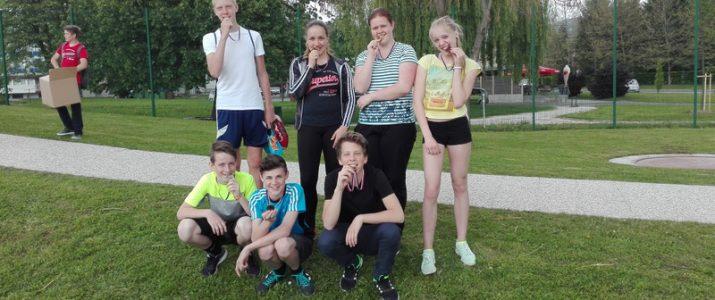 Medobčinsko tekmovanje v atletiki